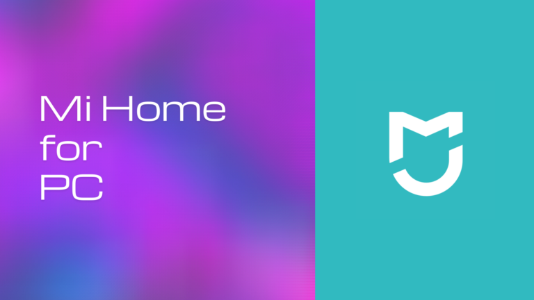 mi home for pc download