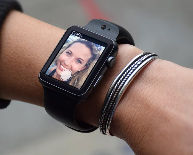 facetime for apple watch