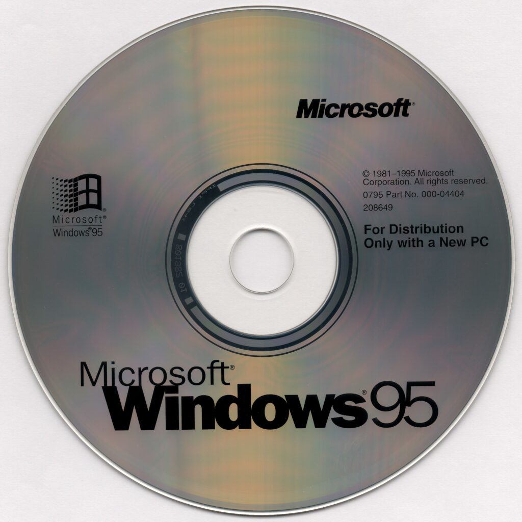 Windows 95 ISO Download