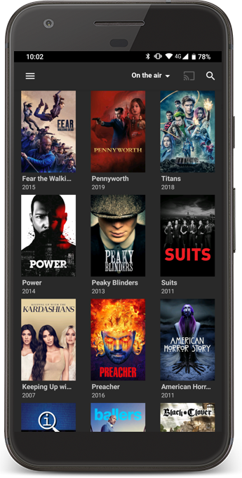 Teatv for iphone